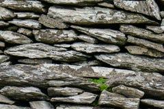Manera atlántica salvaje Irlanda: Empiedra el ` Corbelled ` de los monjes de Skellig Michael Monaster fotografía de archivo libre de regalías