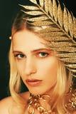 Manera-belleza Miriam2 Imagenes de archivo