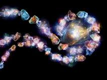 Manera de joyas Imágenes de archivo libres de regalías