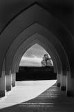 Manera del arco Fotografía de archivo libre de regalías