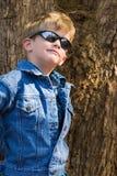 manera del niño Imagen de archivo
