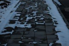 Manera del paseo Imagen de archivo