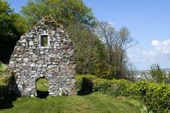 Manera del St Declan en Ardmore Foto de archivo libre de regalías