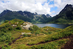 Manera en Noruega Foto de archivo