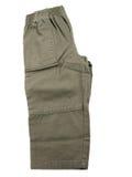 Manera: Pantalones del niño Foto de archivo
