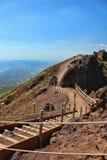 Manera Vesuvio Imagen de archivo libre de regalías