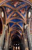 Manerva di sopra di Santa Maria dei Di di Chiesa Immagine Stock