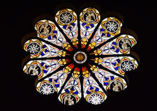 Manerva sopra Santa Maria di Chiesa стоковые фото