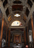 Manerva sopra Santa Maria di Chiesa Стоковые Фотографии RF