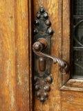 Maneta de puerta Fotos de archivo