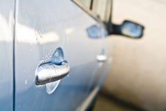 Maneta del vehículo Imagen de archivo libre de regalías