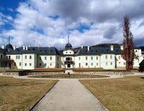 manetin manor domowa Obrazy Stock