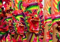 Manette de prière chinoise ou encens Photographie stock