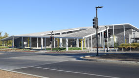 Manetti Shrem Museum almost ready Stock Image
