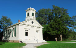 Manetto Hill Church Stock Image