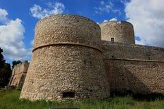 Manfredonia, Apulia, Włochy obraz royalty free