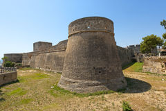Manfredonia (Foggia, Apulia, Italy) - Castle Stock Images
