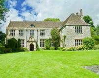 Mangårdsbyggnad i Wiltshire royaltyfri bild