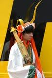Manga cosplay dziewczyna Fotografia Royalty Free