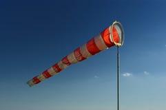 Manga de viento Fotografía de archivo