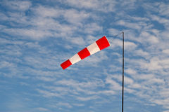 Manga de viento Imagen de archivo