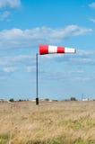 Manga de viento de la bandera del viento Fotos de archivo