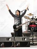 MANGA Rock Concert Stock Photo