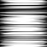 Manga Speed Lines Vector Grunge Ray Illustration svart white Utrymme för text Starburst explosion i manga- eller popkonststil royaltyfri illustrationer