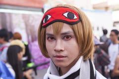 Manga vänder mot Arkivfoton
