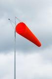 Manga wind flying Royalty Free Stock Photo