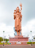 Mangal Mahadev - Shiva Statue. Stock Image