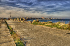 Mangalia, city by the sea Royalty Free Stock Photography