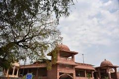 Mangalnath寺庙, Ujjain,中央邦 库存照片
