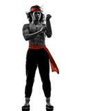 Mangas wideo gier martials sztuki myśliwskie obraz stock