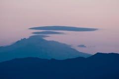 Mangaversie van Etna. Royalty-vrije Stock Foto