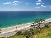 Mangawhai Heads beach Stock Images
