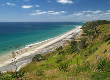 Mangawhai Heads beach Royalty Free Stock Photos