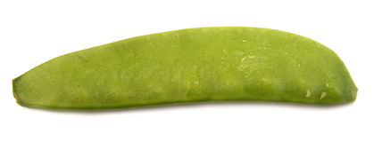 Mange tout Stock Photo
