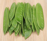 Mange tout Royalty Free Stock Image