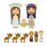 Manger design Stock Photo