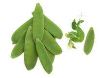 Mangetout Peas Royalty Free Stock Image