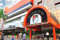 Mangga Dua shopping mall Stock Photography