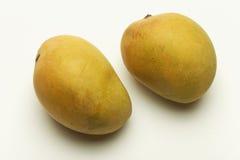 Manghi di Alphonso dalla maharashtra India Immagine Stock Libera da Diritti