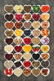 Mangi l'alimento sano Fotografia Stock
