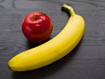 Mangi più frutta Fotografie Stock