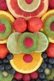 Mangi più frutta Immagini Stock Libere da Diritti