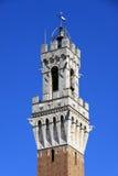 Mangia Tower Royalty Free Stock Photos