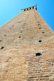Mangia Tower in Siena Royalty Free Stock Photos