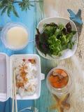 Mangiando a Hanoi immagine stock libera da diritti