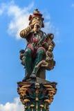 Mangiatore della fontana dei bambini Berna Fotografia Stock